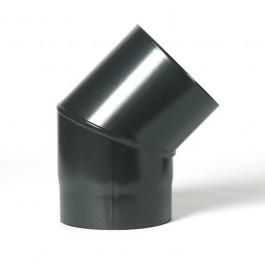 45 Degree 6″ Vitreous Enamelled Flue Pipe