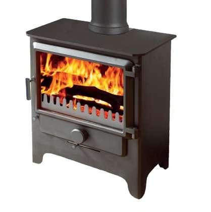 Merlin Slimline Plus Multifuel / Woodburning Stove