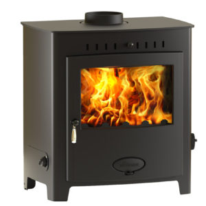 Aarrow Stratford EB25 HE Multifuel / Woodburning Boiler Stove