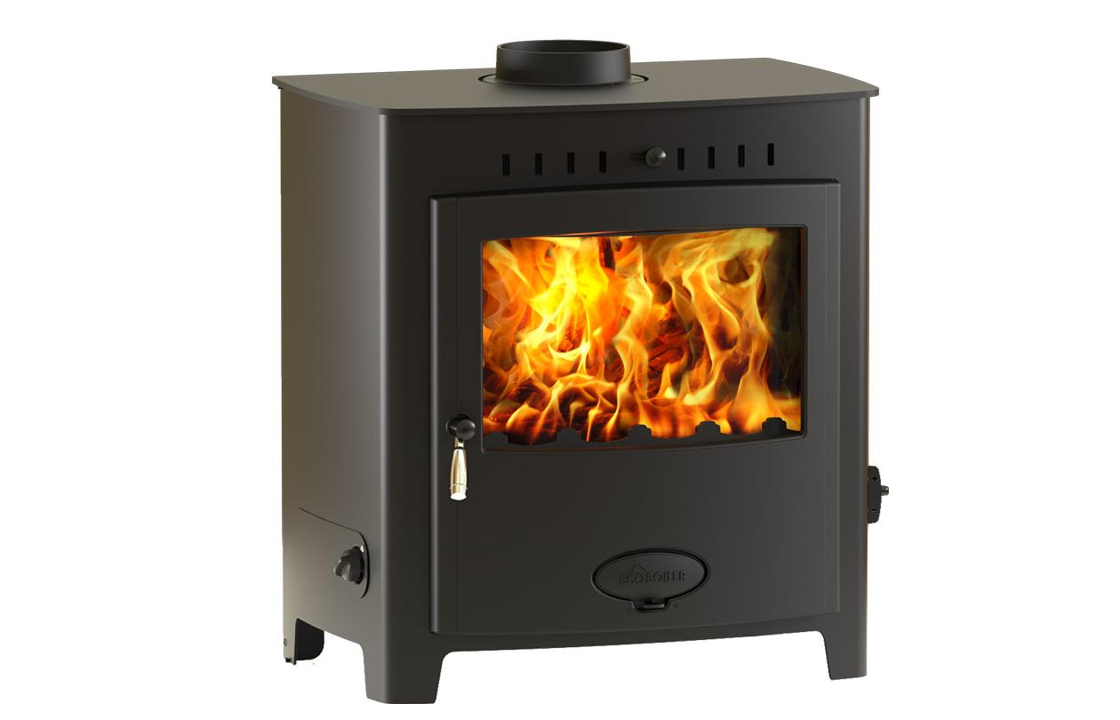 Aarrow Stratford EB25 HE Multifuel / Woodburning Boiler Stove