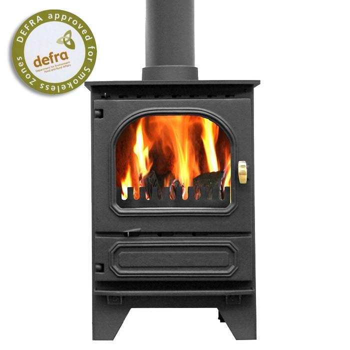 Dunsley Highlander 5 Enviro-Burn Multifuel Stove