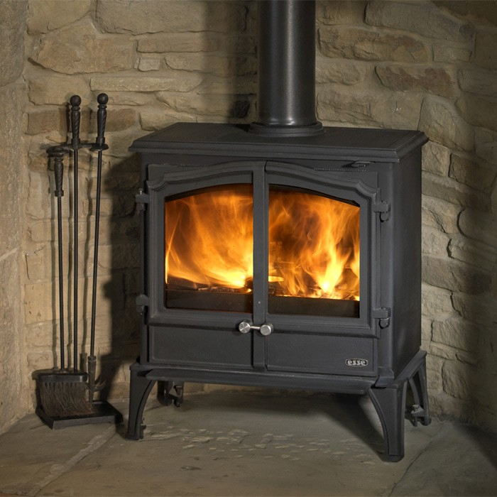 The Esse 100DD Multifuel Stove
