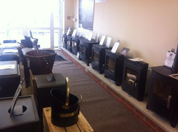 stove showroom