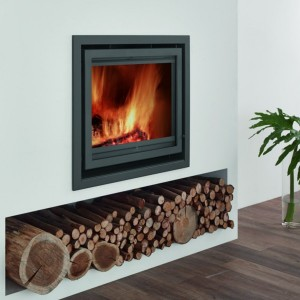 Mendip Christon 600 Inset Wood Burning Stove