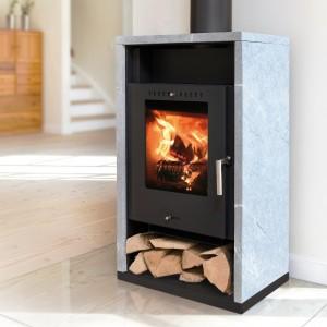 Aduro Asgard 7SK Soapstone Wood Burning Stove