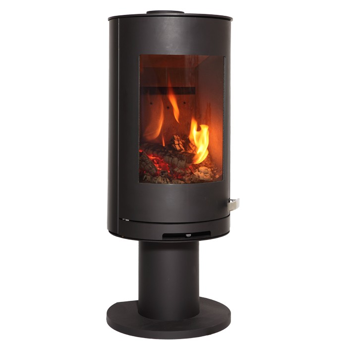 Mendip Somerton 2 Pedestal Wood Burning Stove