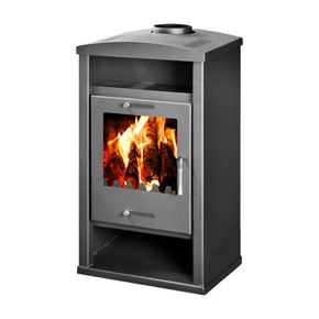 Pod Four Multifuel Stove
