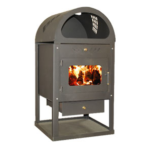 Pod Three Multifuel Stove