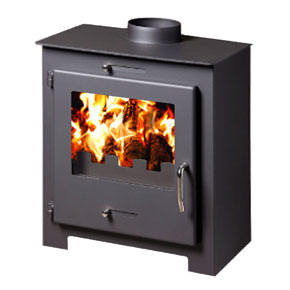 Pod Two Multifuel Stove