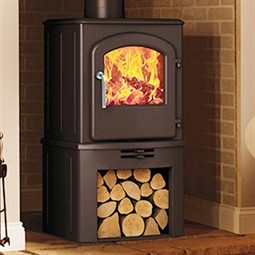 Broseley Serrano 5 SE Log Store Woodburning Stove