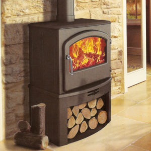 Broseley Serrano 7 SE Log Store Woodburning Stove