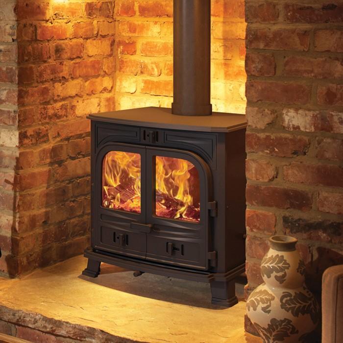 Broseley Snowden 30 Woodburning Boiler Stove