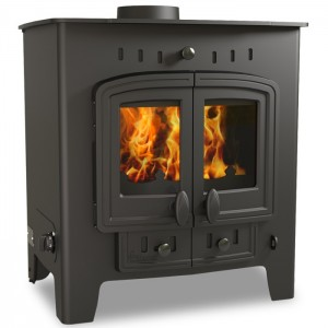 Villager Duo 12 Multifuel Stove