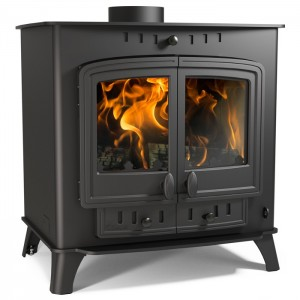 Villager Duo 14 Multifuel Stove