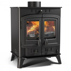 Villager Duo 5 Multifuel Stove
