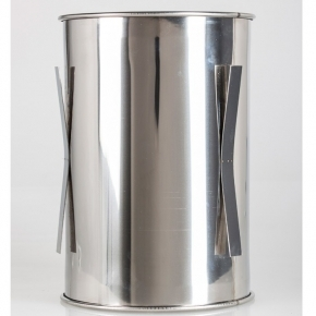 """Wall Sleeve For 6"""" (150mm) Twinwall Insulated Flue Pipe"""
