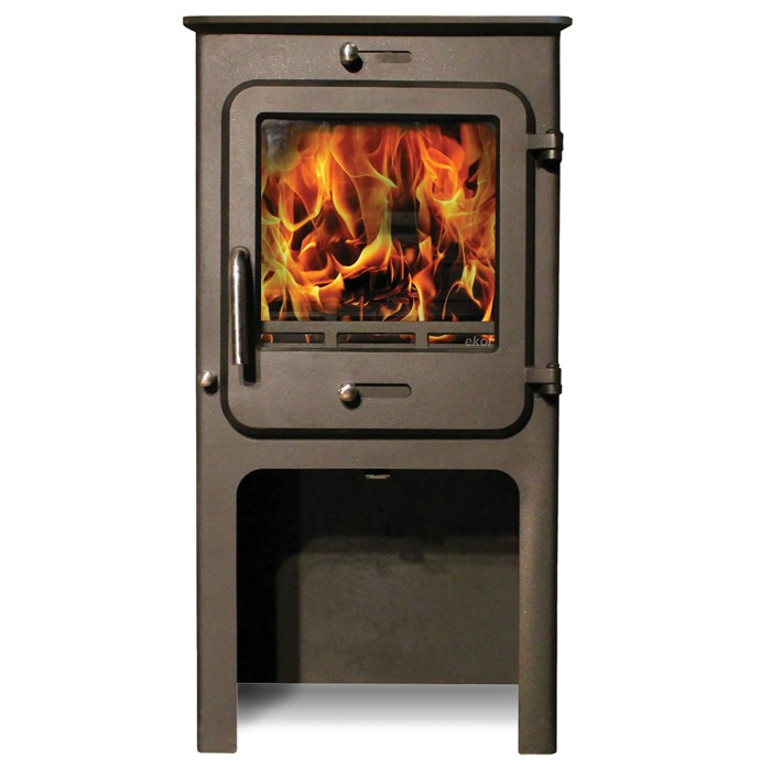Ekol Clarity 8 High Multifuel Stove