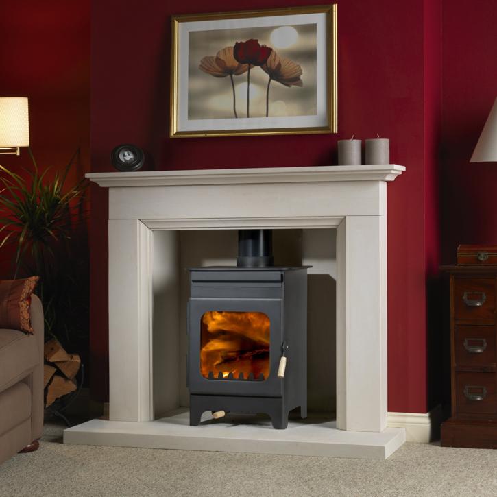 Burley Hollywell Wood Burning Stove 9105