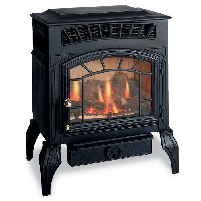 Burley Ambience Flueless Gas Stove