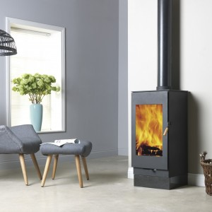 Burley Carlby 9307 Wood Burning Stove