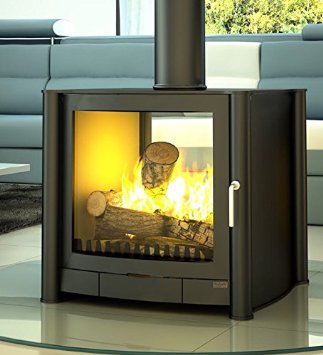Firebelly fb2 double sided gas stove for Double sided fireplace price