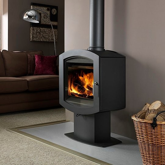 Firebelly Fire Pod Wood Burning Stove