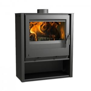 Aarrow i600 Slimline Mid Freestanding Multifuel