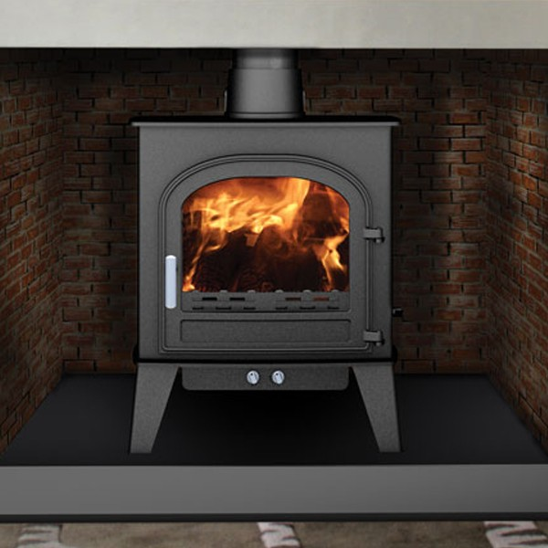 Cleanburn Skagen 5 Traditional Multifuel Stove