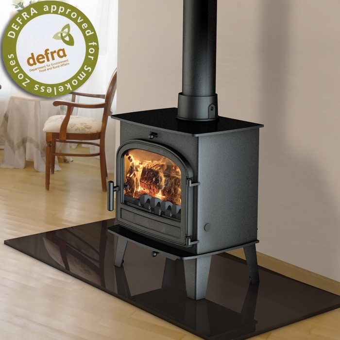 Cleanburn Lovenholm Traditional Multifuel Stove