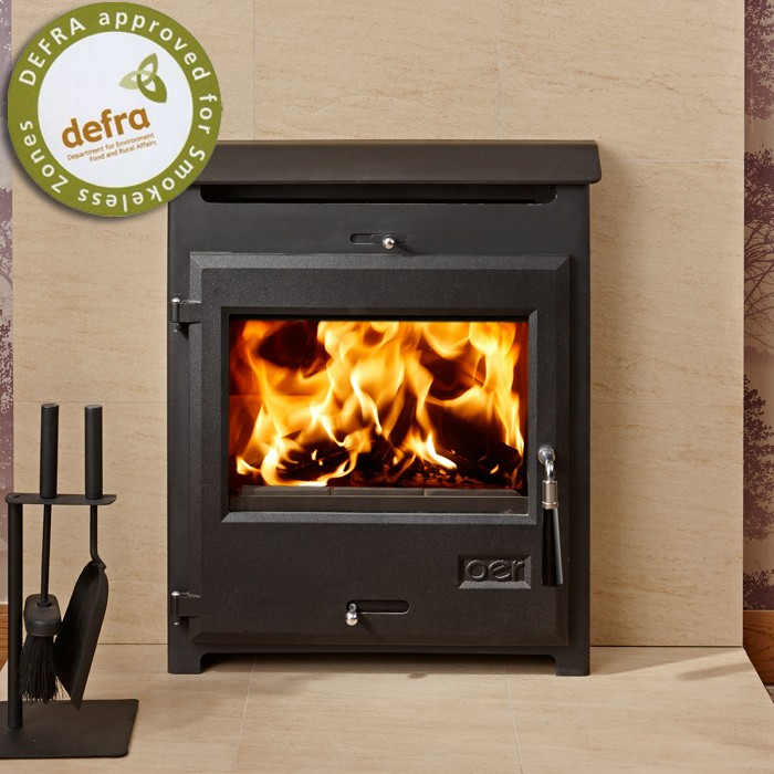 OER Inset Multifuel Stove