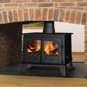 Parkray Consort 15 Double Sided Multifuel Stove