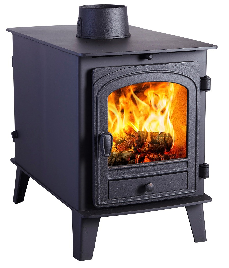 Parkray Consort 4 Double Sided Multifuel Stove