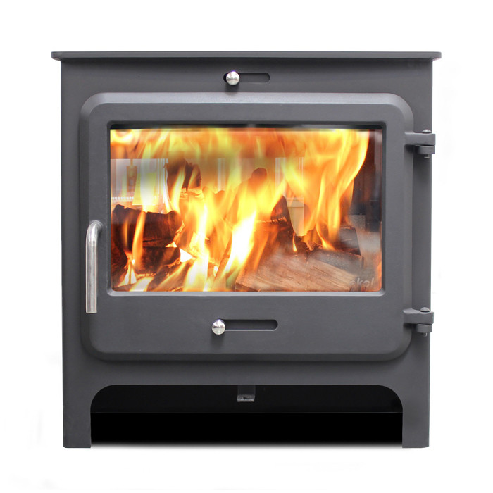 Ekol Clarity Vision Wood Burning Stove