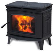 Pacific Energy Alderlea 1.2 - 5kw Wood Burning Stove