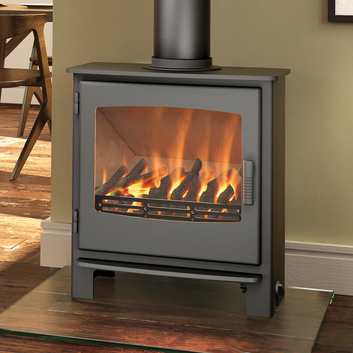 Broseley Evolution Deisre 7 Gas Stove